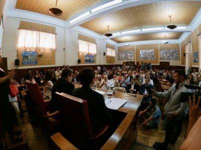El primer año del nuevo Concejo: una conducción en la mira y una agenda trastocada por la pandemia