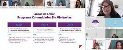 Mar Chiquita ingresó al programa provincial «Comunidades Sin Violencias»