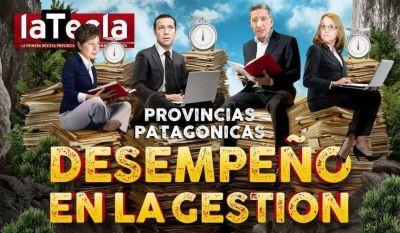 Gobernadores patagónicos: cómo fue desempeño en la gestión en un año atípico