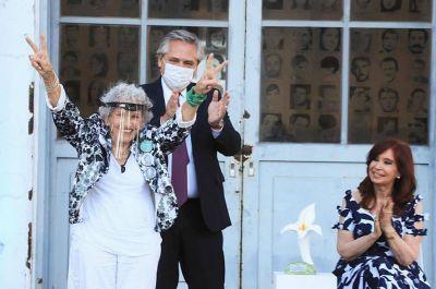 Alberto Fernández y Cristina Kirchner volvieron a compartir un acto tras meses de frialdad