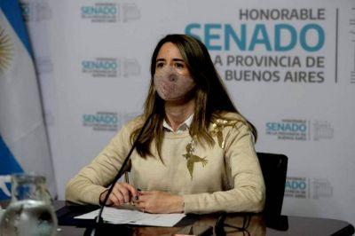 """Suspensión de las PASO: Delmonte dijo que el oficialismo busca el cambio """"que los beneficie"""""""