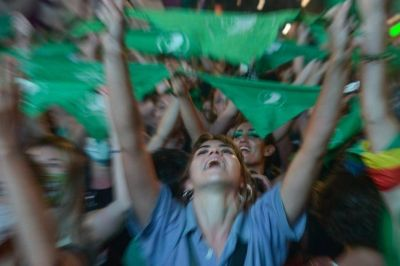 Aborto legal: Diputados dio media sanción y solo falta el Senado