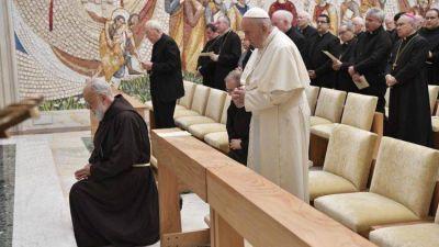 Adviento: Segunda predicación del cardenal Cantalamessa