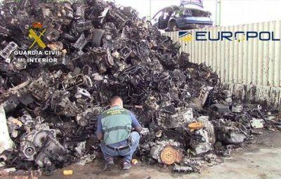 Cae una red que vendía a países pobres residuos peligrosos sin ningún control