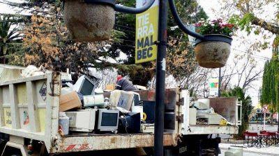 Nueva campaña de recolección de residuos electrónicos