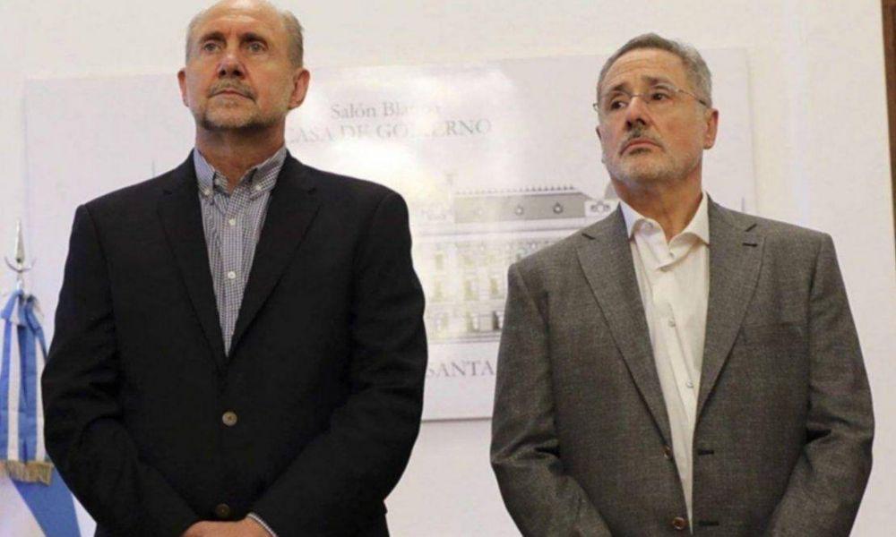 El gobernador Perotti vetó dos leyes que fueron interpretadas como un ataque al ministro Sain