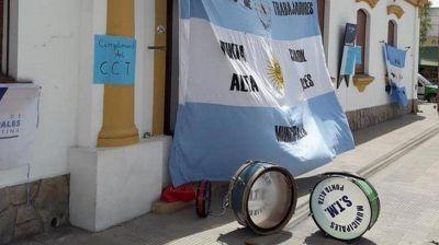 El Partido Justicialista se solidariza con los trabajadores municipales