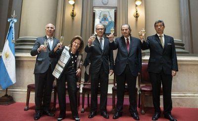 """""""La vigencia de la República se garantiza con un Poder Judicial independiente"""": fuerte respuesta de los empresarios a Cristina por las críticas a la Corte"""
