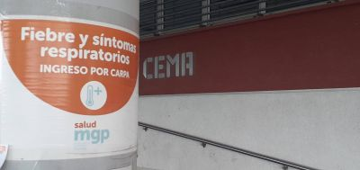 En Mar del Plata permanecen 1660 pacientes en tratamiento por COVID-19