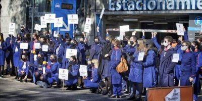 """Trabajadores de LATAM vuelven a movilizarse y advierten que se acerca la """"fecha clave"""""""