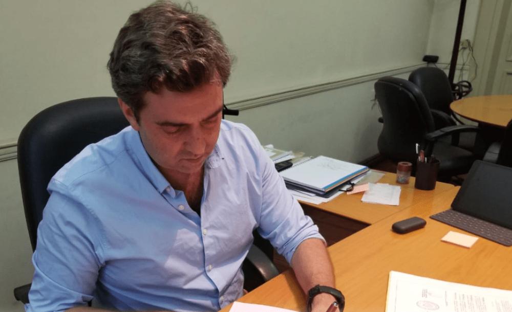 Presentan informe del primer año de gestión del Intendente Leonardo Boto