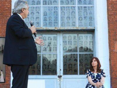 Alberto Fernández mostró las dificultades para construir poder propio y el vínculo con Cristina Kirchner volvió a ser el foco de tensiones internas