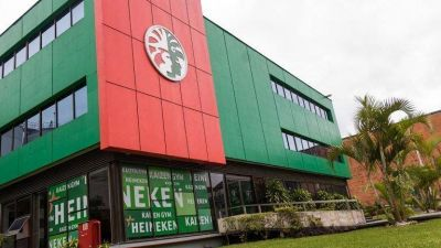 Heineken México cumple 130 años desde su fundación