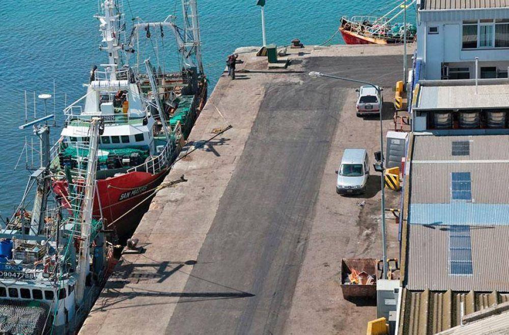 Nación destacó que el puerto marplatense descargó 30.000 toneladas más que el año pasado