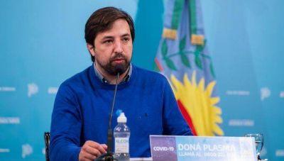 """Kreplak: """"Mar del Plata es el distrito con más casos y será el más poblado con turistas"""""""