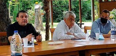 """José Voytenco garantizó """"la continuidad institucional"""" de la UATRE"""