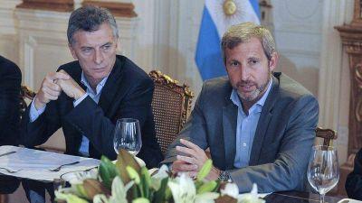 """Rogelio Frigerio: """"Macri tiene mucho para aportar, no hay que sacarlo de la cancha"""""""