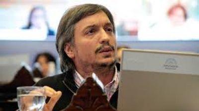 Máximo, Massa y Kicillof definen el futuro del proyecto para suspender las PASO