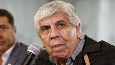Mesa Judicial: Moyano se sube como primer querellante para impulsar la causa
