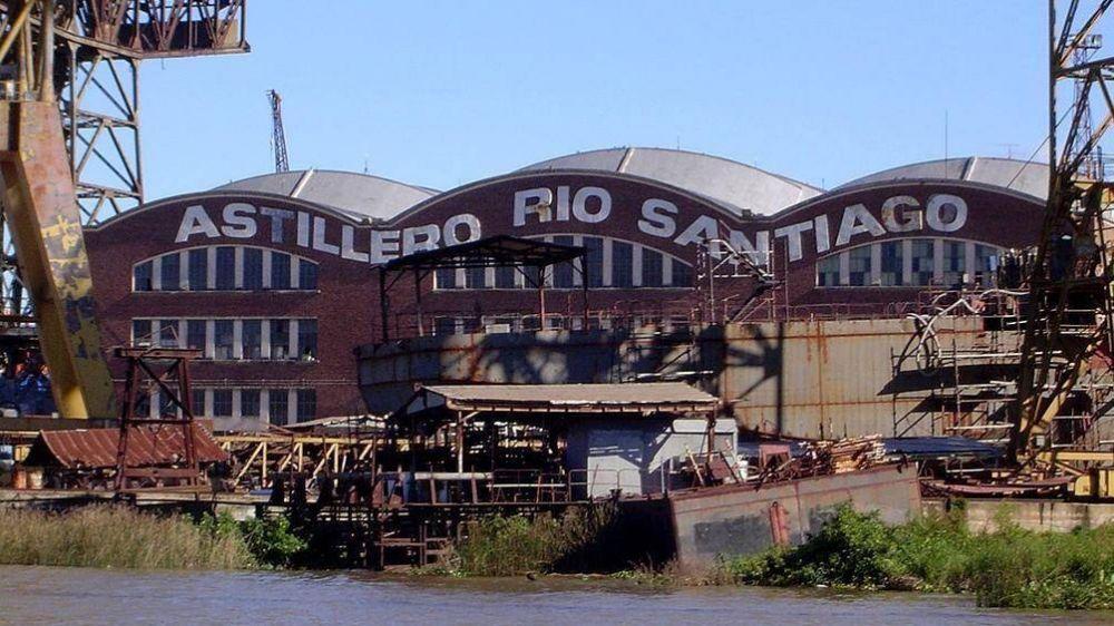 Trabajadores del Astillero se aferran a un acta de Vidal y reclaman jubilarse por el IPS