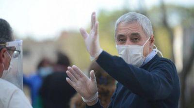Cagliardi proyecta el retorno del Tren de Cargas a Berisso