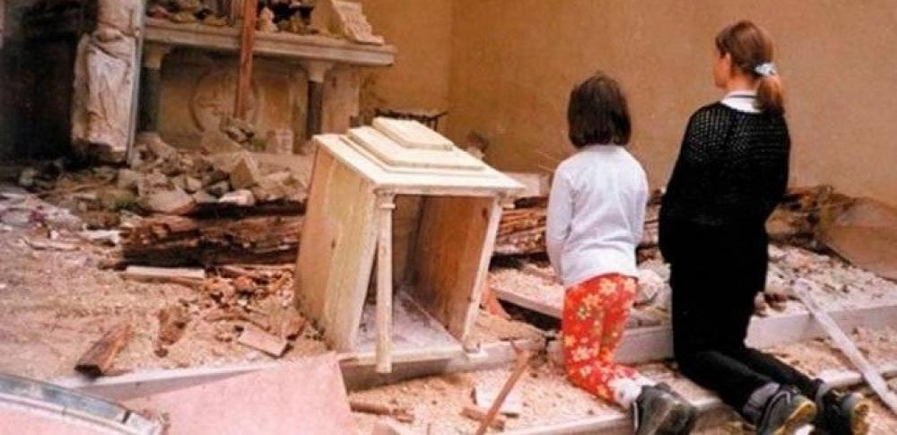"""El Papa buscará el abrazo de cristianos y musulmanes en la """"martirizada"""" Irak"""