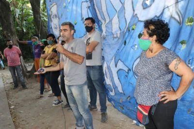 Tigre: Más de 250 militantes participaron del plenario del Movimiento Evita