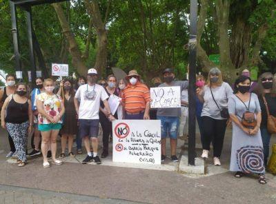 Nueva movilización contra la Alcaldía en Quilmes