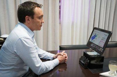 Watson solicitó a Edesur potenciar el servicio eléctrico en Varela