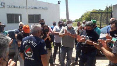 Manifestación en el Astillero de Lima: realizan un reclamo al municipio