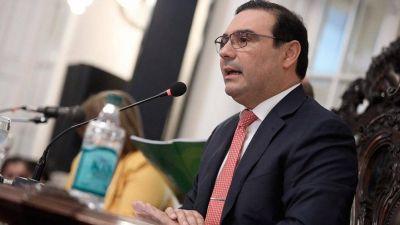 El Dr. Zamora participó de la Reunión de gobernadores Norte Grande