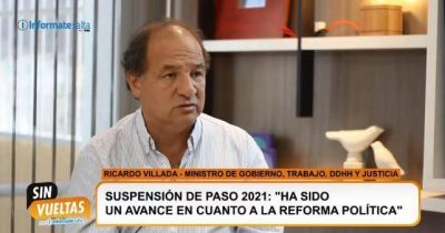 Elecciones 2021, a la espera de la decisión nacional no hay una fecha cierta