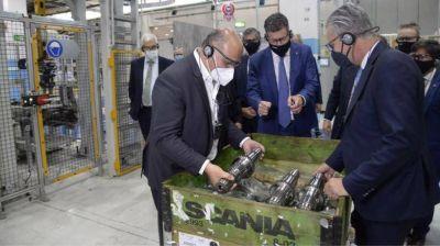 Scania anuncia una inversión de U$D 45 millones en Tucumán