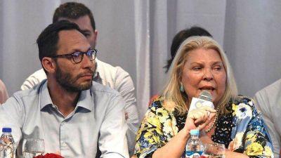 Los diputados de la Coalición Cívica de Elisa Carrió pedirán el juicio político de Cristina Kirchner por sus críticas a la Corte
