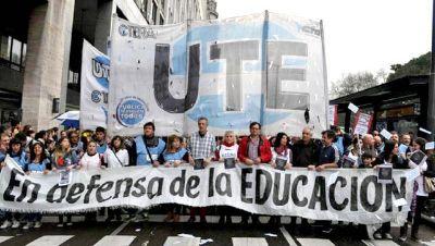 UTE denuncia persecución como forma de presión de Larreta y Acuña