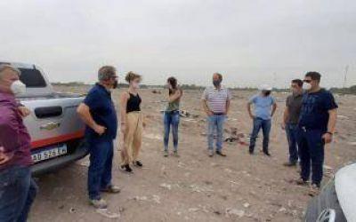 Tornquist avanza en la erradicación de basureros a cielo abierto