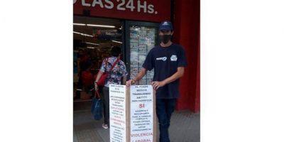 Ante la falta de personal, denuncian que una sucursal de Carrefour de La Plata explota a los trabajadores para seguir funcionando las 24 horas