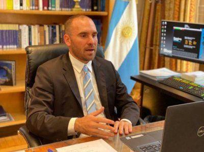 Guzmán reafirmó que el acuerdo con el FMI estará en marzo o abril