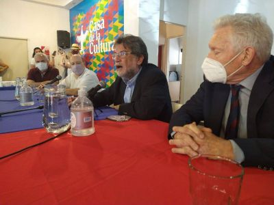 Villa Carlos Paz: la Coopi realizó una presentación ante la CIDH