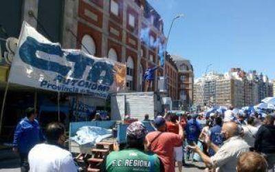 Sindicalistas de la CTA tomaron el Casino de Mar del Plata: Protestan por la