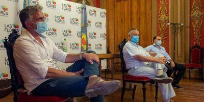 Dr Juan Tibiletti: «Ha sido una año de mucho trabajo con el compromiso de todo el equipo pensando en los Florenses»