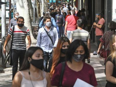 Diputados mendocinos proponen dejar de usar tapabocas