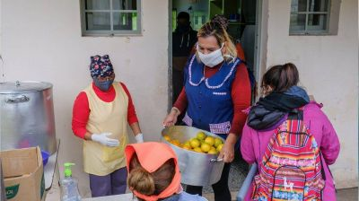 Cuatro de cada diez hogares con niños y perdieron ingresos por la pandemia