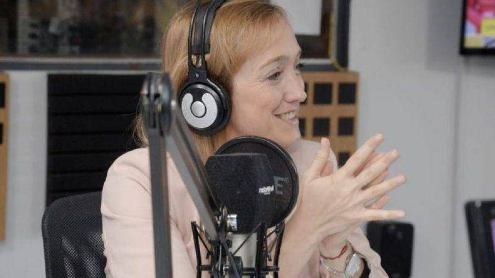 Anabel Fernández Sagasti asume la presidencia del PJ en un acto sin militancia y por Facebook Live