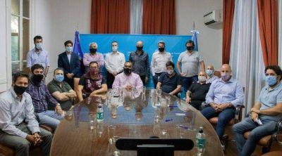 Terminal 5: El Puerto de Buenos Aires ratificó la continuidad laboral de los trabajadores