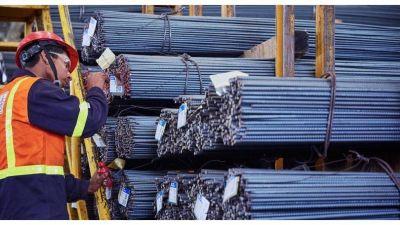 Creció la producción de acero y vislumbran una tendencia positiva para 2021