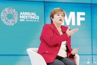 Buenas noticias del FMI: acuerdo sería con la menor tasa de interés posible (menos del 3%)