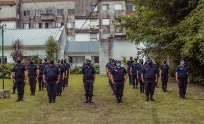 Operativo Sol: se sumaron a Campana 30 efectivos policiales