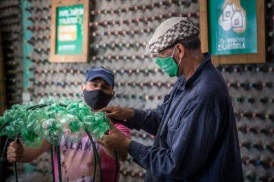 Berazategui superó el millón de kilos de material reciclado