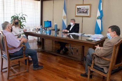 Ziliotto apoyó la creación de la cooperativa de La Maruja